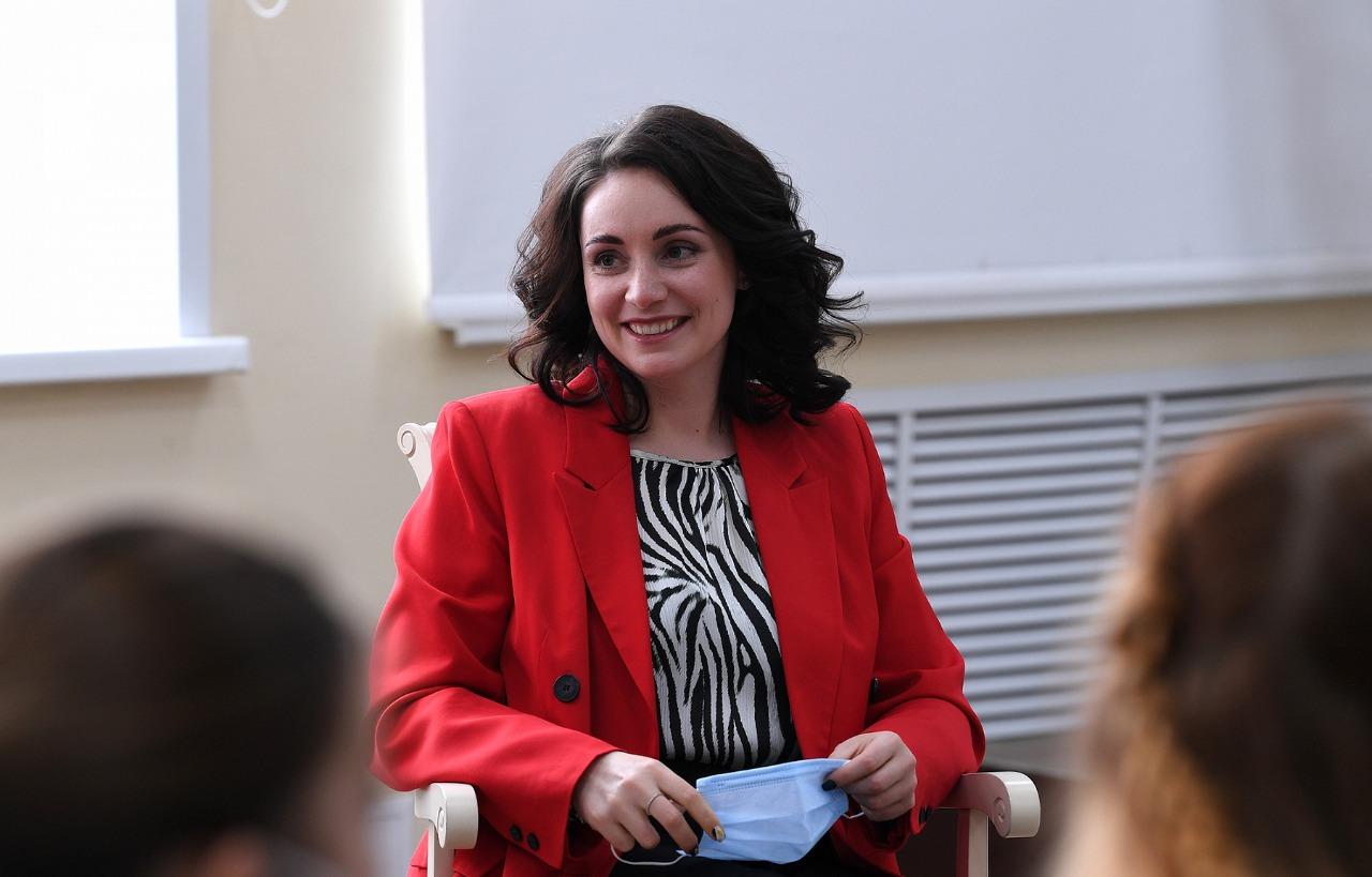 Директор Фонда Твери Юлия Саранова приняла участие в конференции Минэкономразвития России