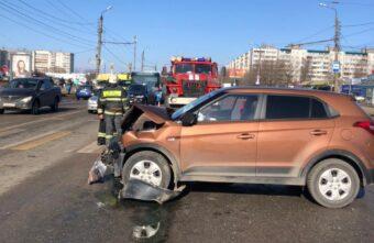 В ДТП в Твери из-за пьяной женщины пострадала 9-летняя девочка