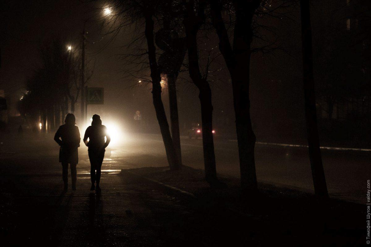 Житель Тверской области добился, чтобы на улице включили свет