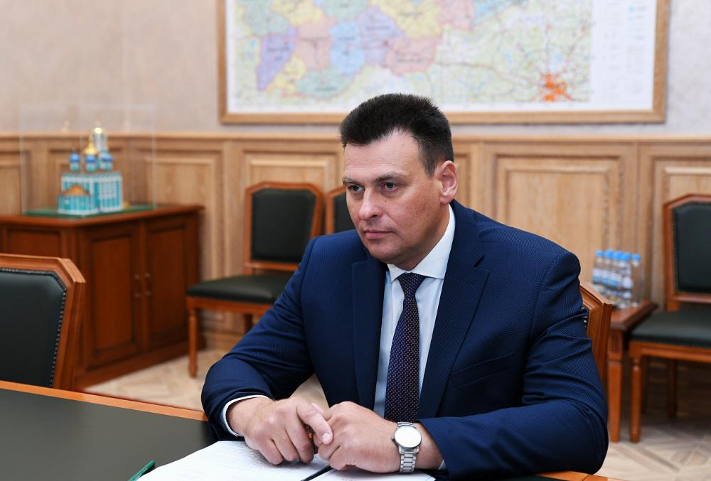 Александр Пилюгин: Четко поставленные губернатором задачи приводят к позитивным переменам
