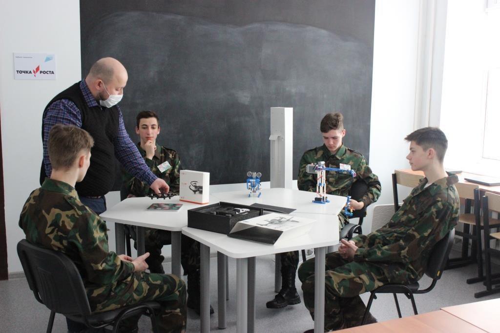 Пролетая над школой: в Тверской области открываются экспериментальные классы