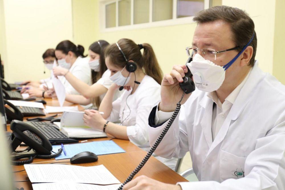В Тверской области начинает работать единый номер «горячей линии» Минздрава