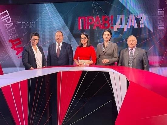 Житель Тверской области высказался о развитии российского спорта на федеральном канале