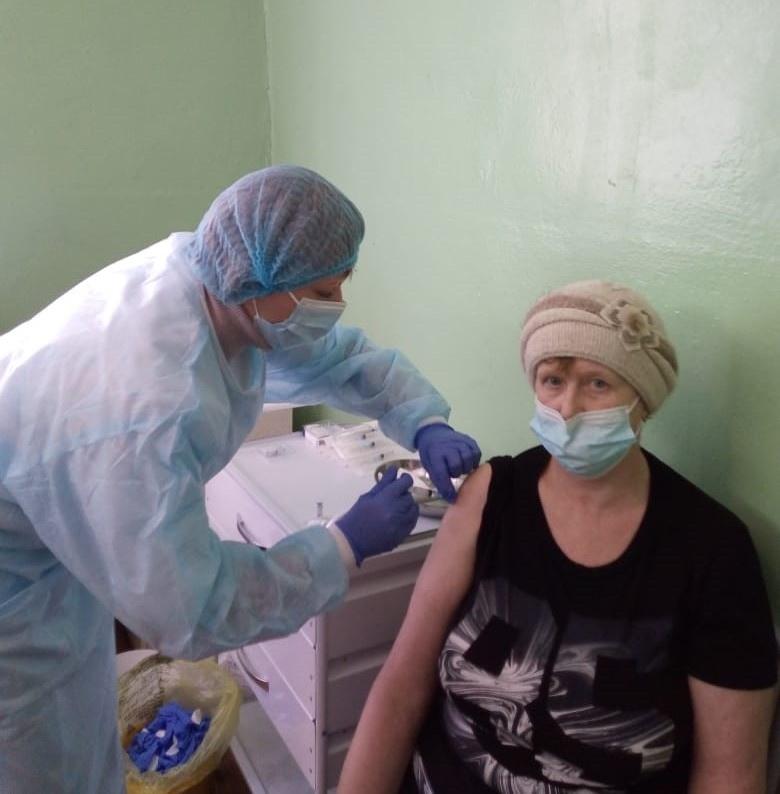 Почти 69 тысяч жителей Тверской области привились от COVID-19