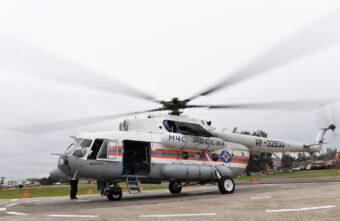 Около районных больниц в Тверской области появятся новые вертолетные площадки