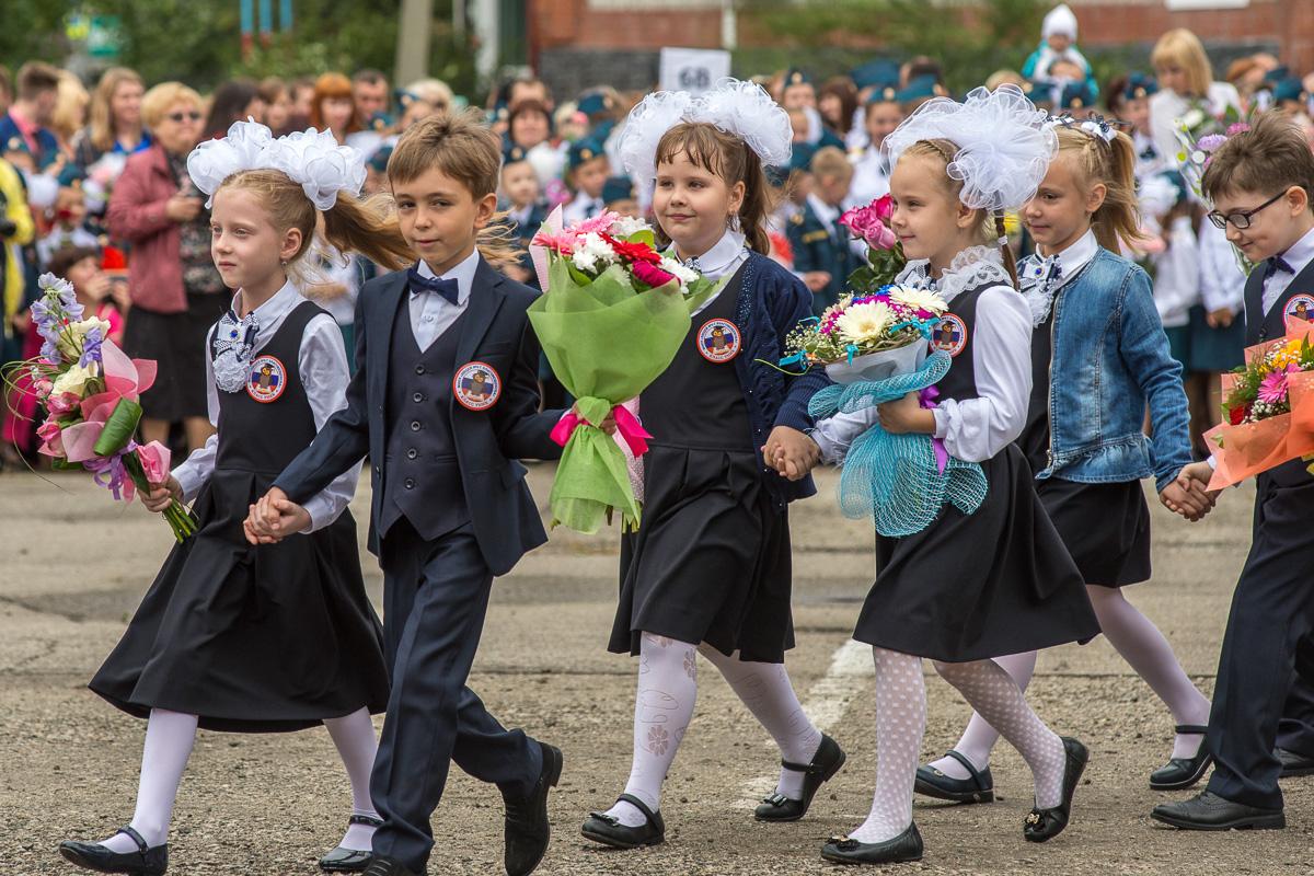 В школах Твери приём первоклассников начнётся 1 апреля
