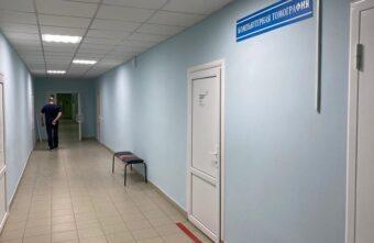 В Тверской области с 1 марта в Кимрской ЦРБ открывается ковидный госпиталь