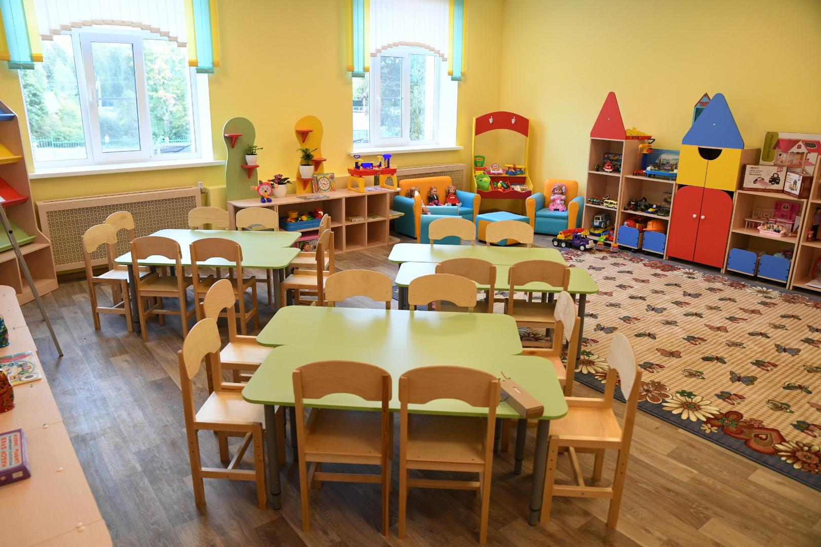 В Тверской области дополнительно отремонтируют ещё 7 школ и 2 детских сада
