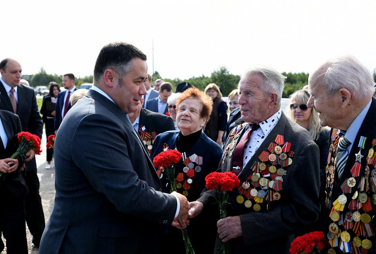 Все выплаты самым дорогим людям в Тверской области будут сохранены