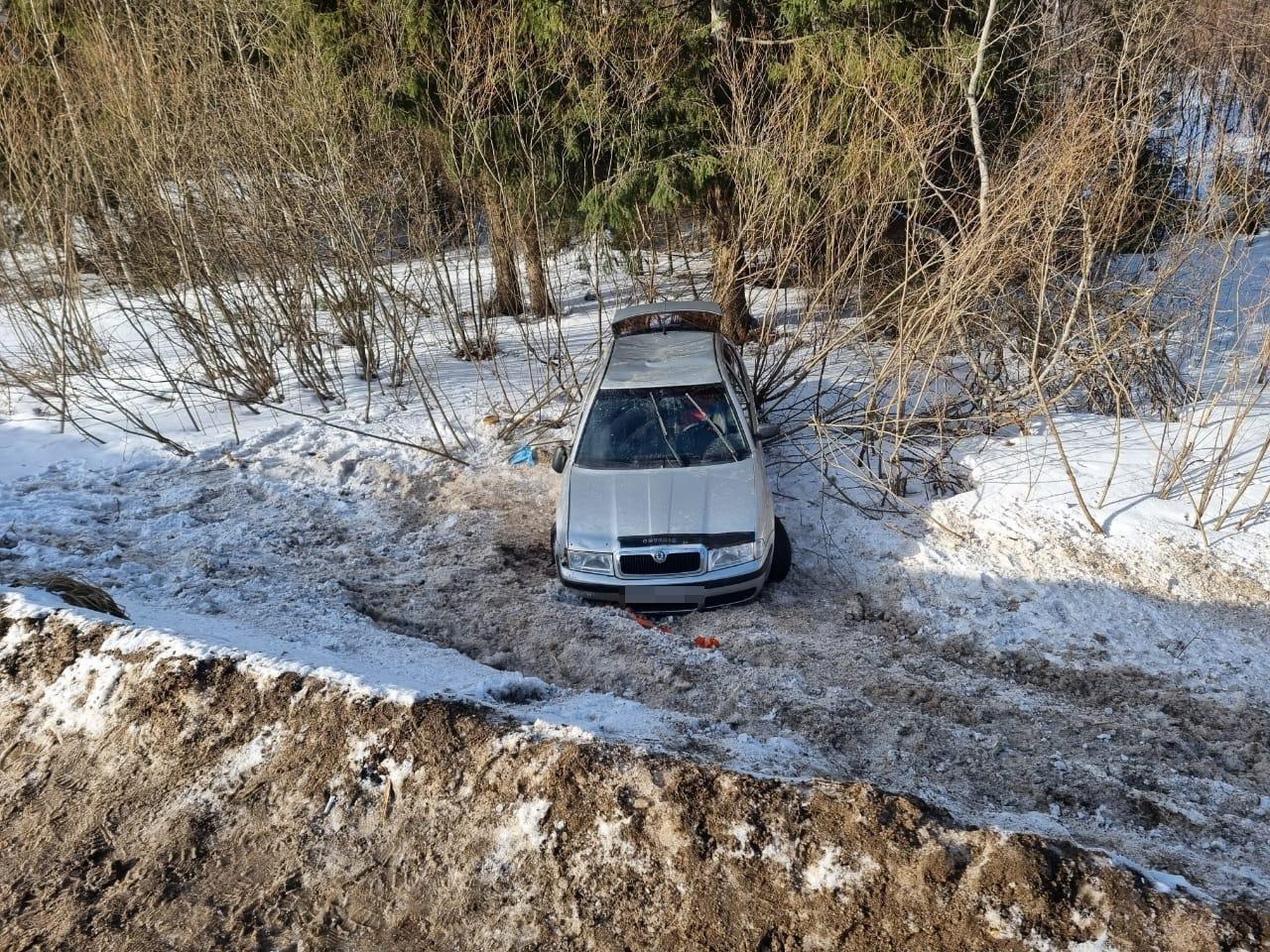 Водитель, из-за которого две женщины пострадали в Тверской области, был пьян