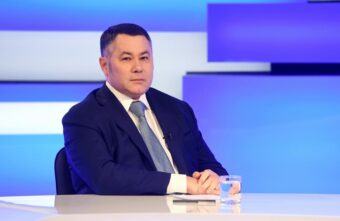 Выплаты, прививки и поезда: Игорь Руденя вышел в прямой эфир