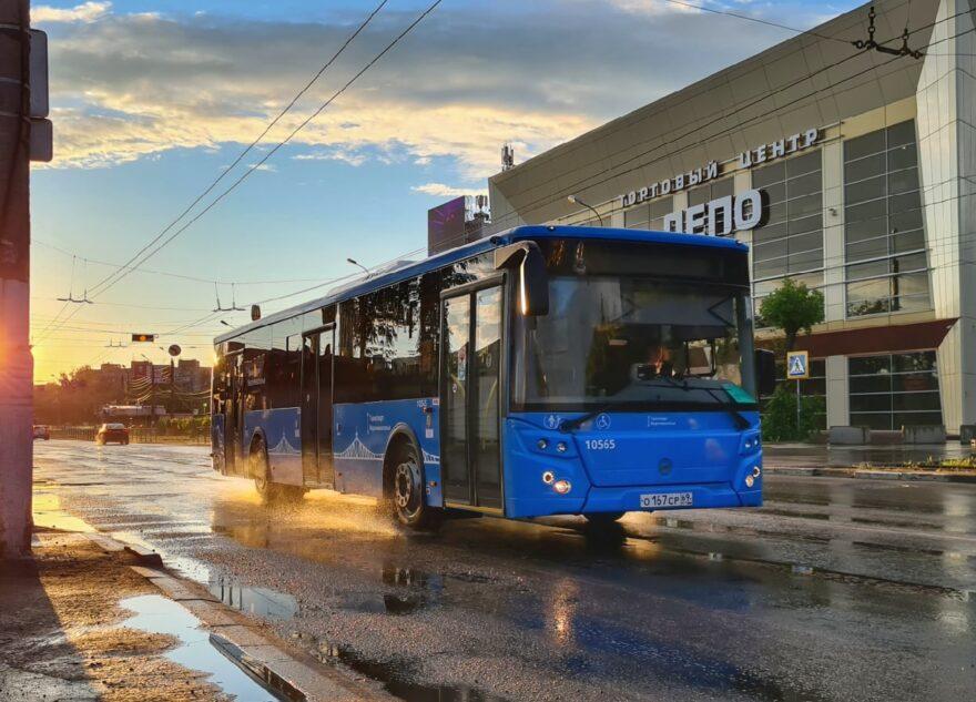 С 1 апреля в Твери изменятся остановки 11 автобусов