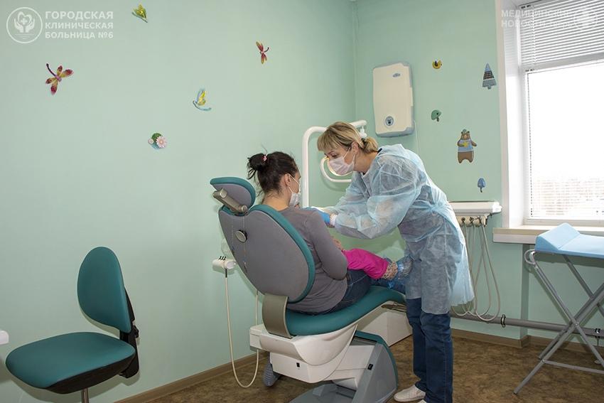 В больнице №6 Твери теперь лечат зубы детям