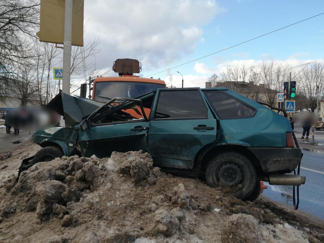 Признаки опьянения и второй пострадавший: появились подробности ДТП с 15-летним подростком в Твери