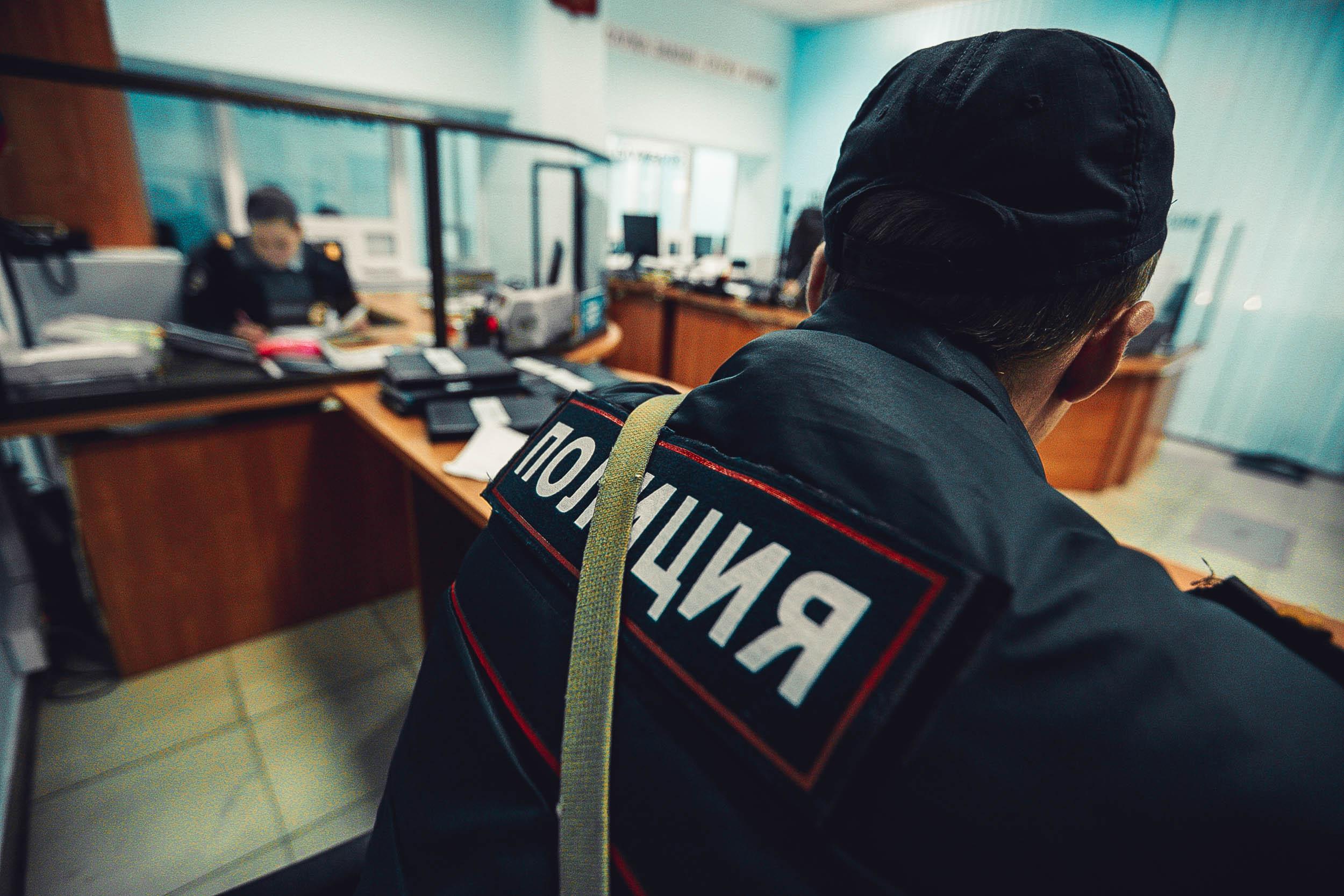 В Тверской области угонщика нашли в придорожной канаве