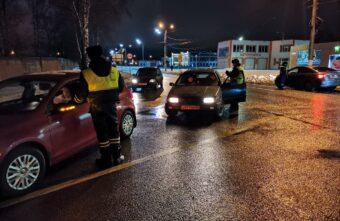 В мартовские праздники в Тверской области проходит большой «Контроль трезвости»