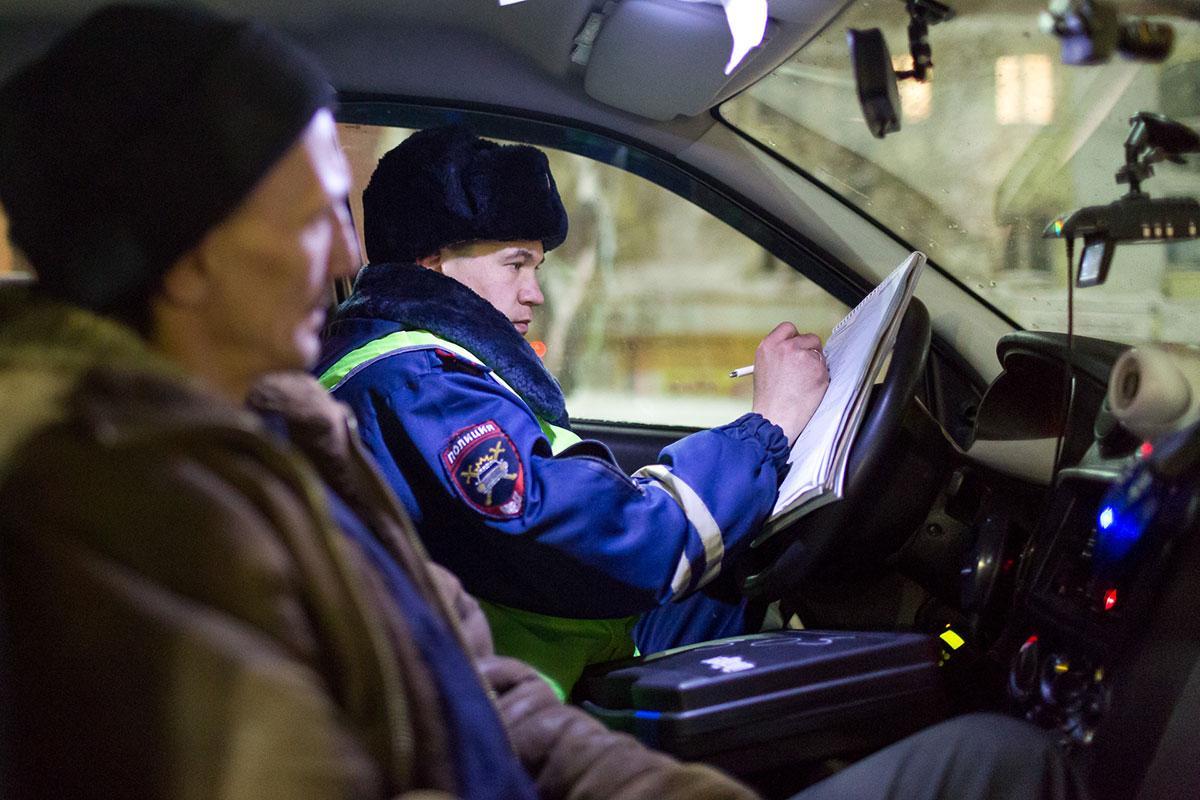 Стало известно, сколько пьяных водителей разъезжало по Твери в канун 8 Марта