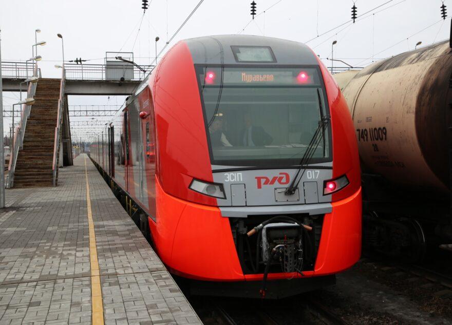 В апреле отменят несколько электричек из Твери в Москву