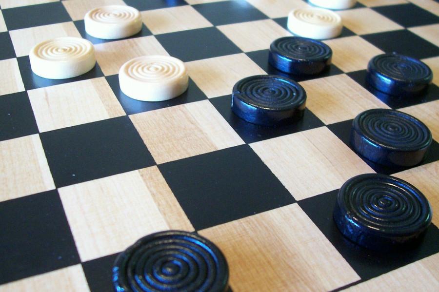 Юные шашисты из Калязина сыграли с гроссмейстерами в Твери