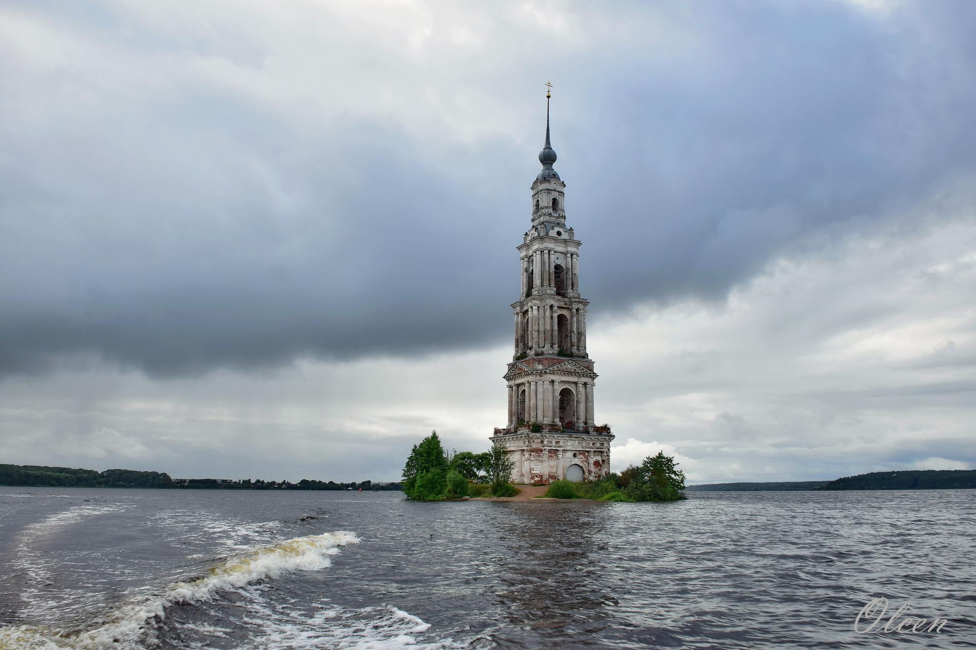 В Калязине отмечают Всемирный день воды