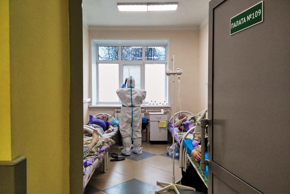 Год коронавируса в Тверской области: с чего всё начиналось