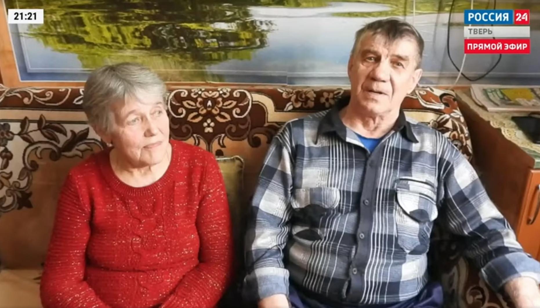 Калязинские пенсионеры попросили у губернатора машину скорой помощи