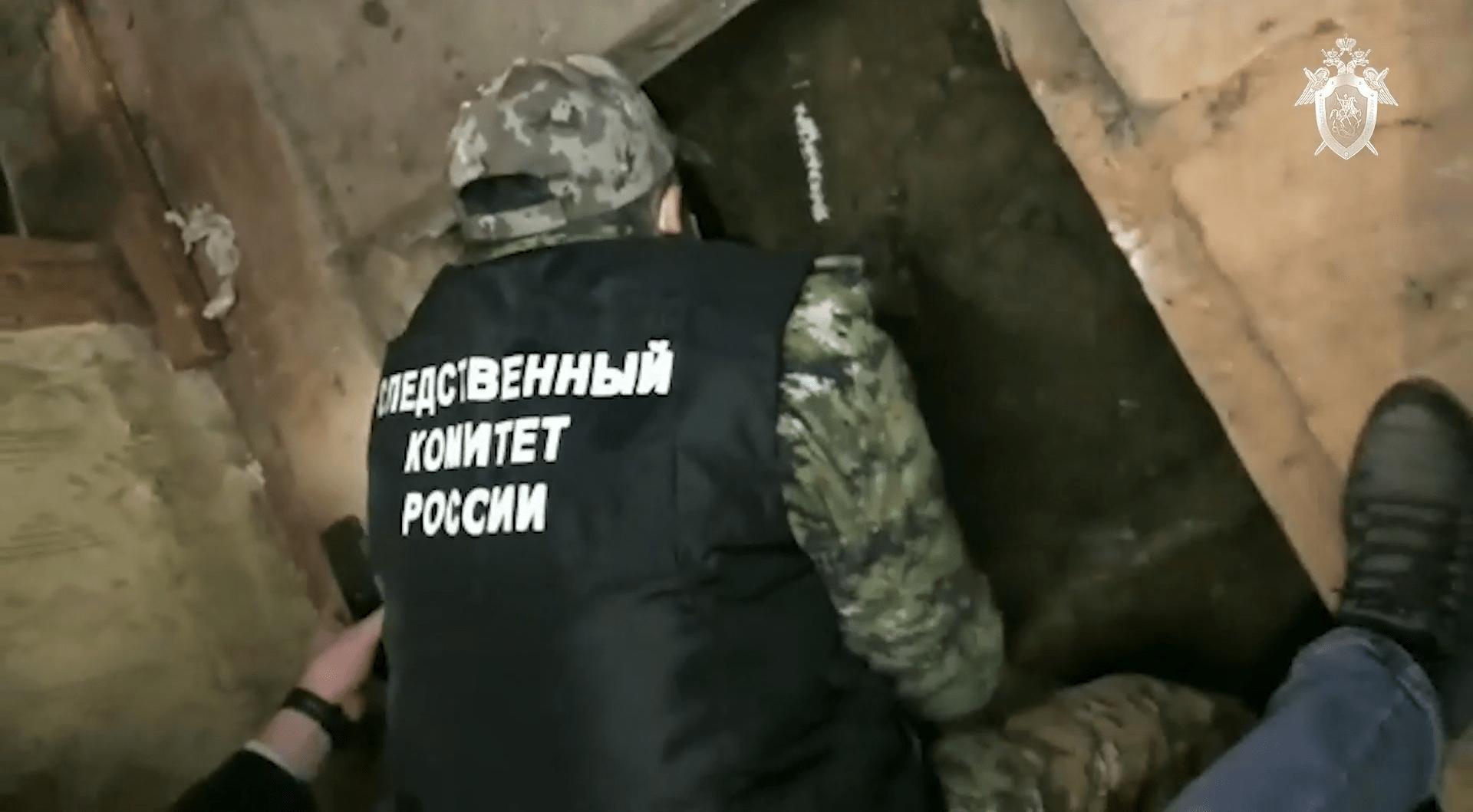 В Тверской области нашли тело мужчины, убитого почти год назад
