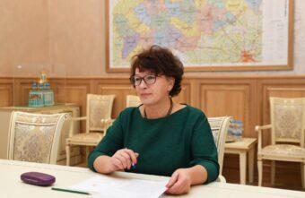 Наталья Рощина: Если местная власть работает, засучив рукава, область обязательно поддержит