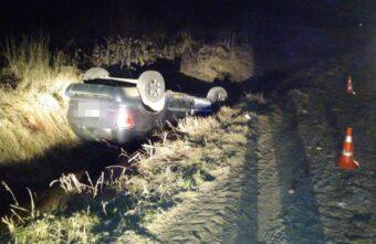 Девушка и двое подростков пострадали в аварии в Тверской области