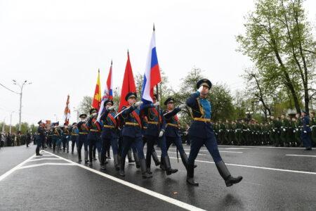9 мая в Тверской области проведут два парада