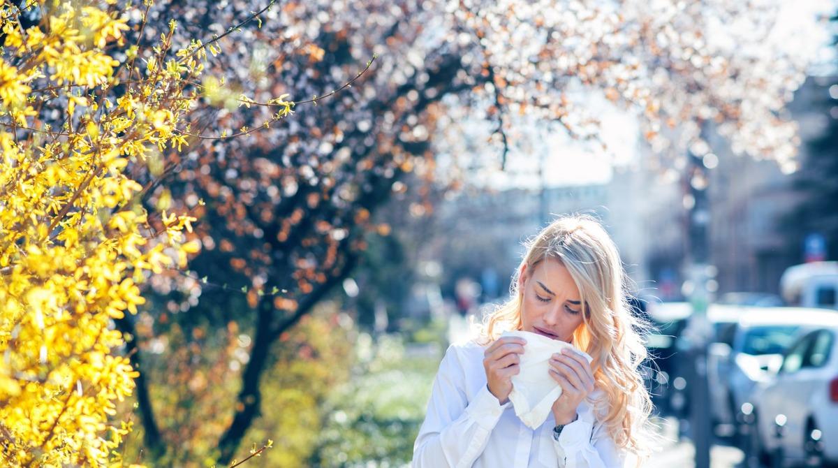 Цветущая весна: лайфхаки для борьбы с сезонной аллергией
