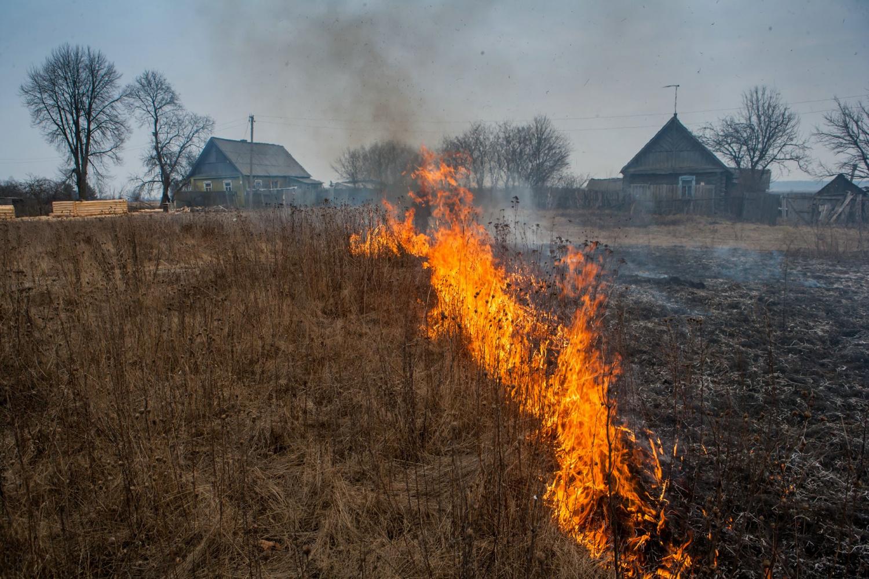 """Игорь Руденя: """"Нужно думать головой, прежде чем поджигать сухую траву"""""""