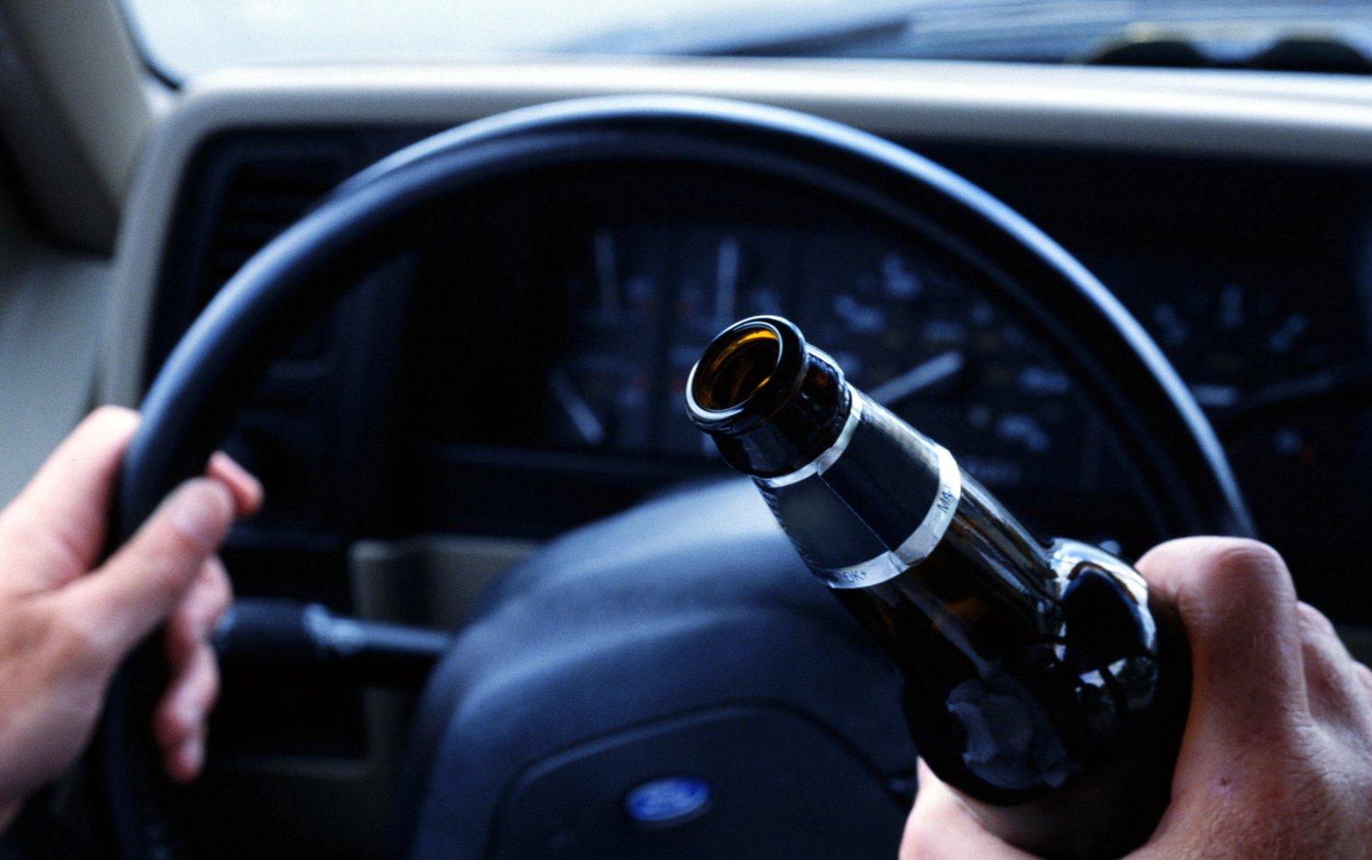 Под Тверью разъезжали два пьяных водителя
