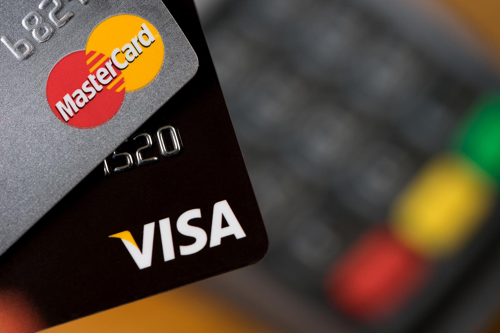 Тверскую область могут отключить от Visa и MasterCard