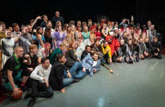 В ТвГТУ завершился фестиваль «Cтуденческая весна»