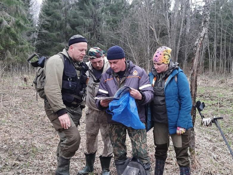 Поисковики нашли в Тверской области место, где потерпел крушение  Ил-2