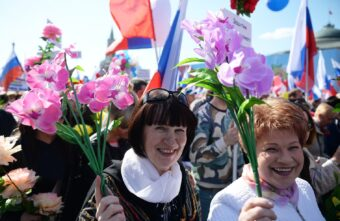 Дни между майскими праздниками в Тверской области будут выходными