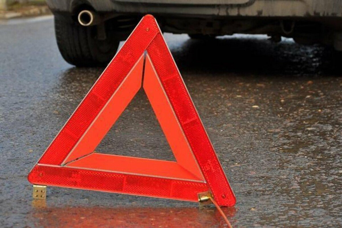 В Твери столкнулись две иномарки: пострадала 59-летняя женщина