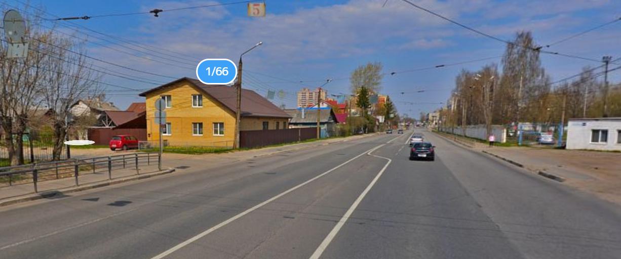 В Заволжском районе Твери перекроют часть улицы