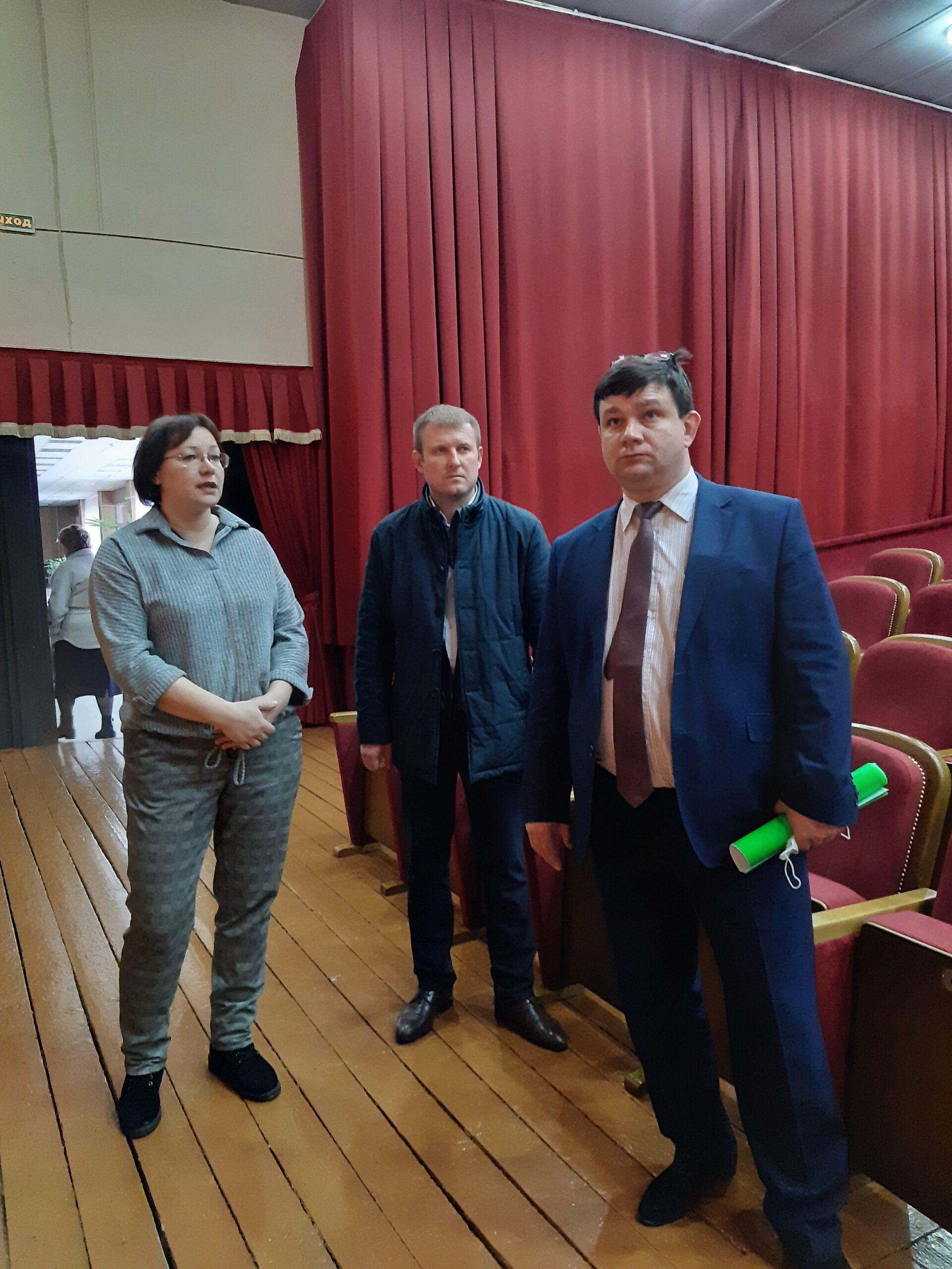 Минфин Тверской области заинтересовался детсадом и больницей Торопца