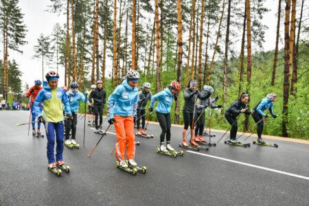 В одном из парков Твери планируют построить лыжероллерную трассу