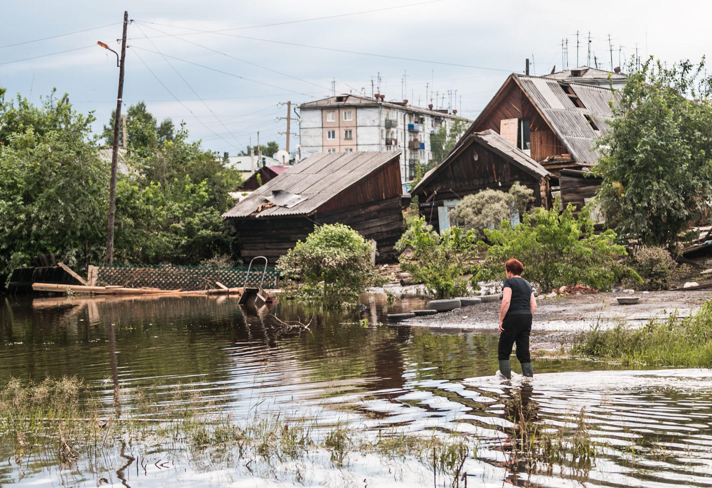 Тверскую область начнёт заливать: прогноз погоды на неделю