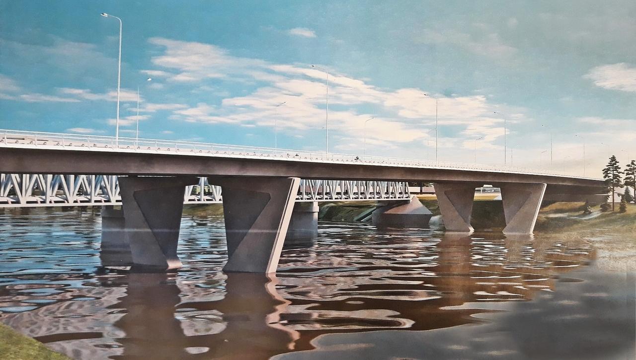В Твери начали практическое обсуждение строительства Западного моста