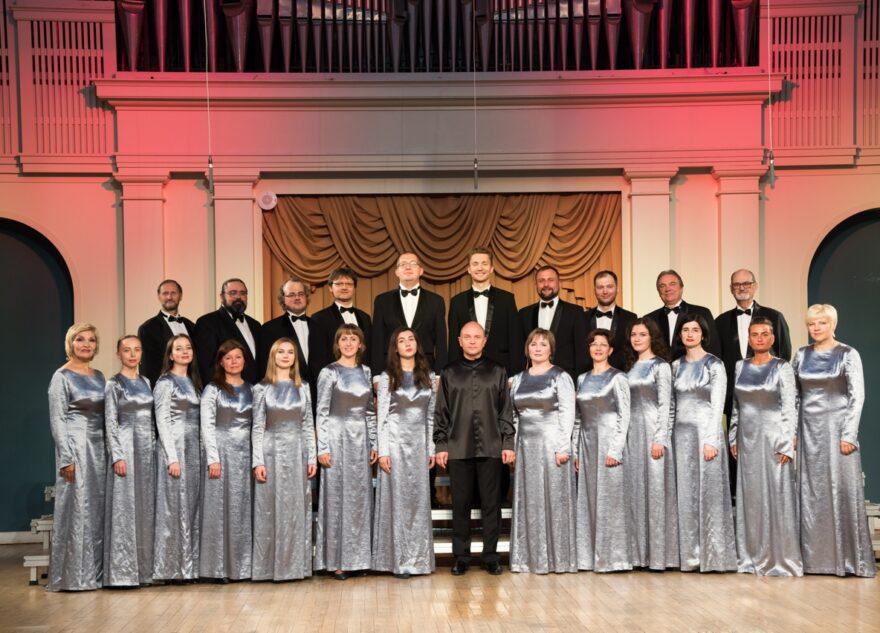 В тверской филармонии выступит губернаторский камерный хор «Русский партес»