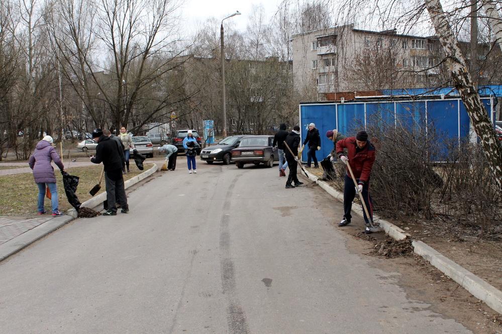 Всероссийский субботник пройдёт в местах отдыха жителей Твери
