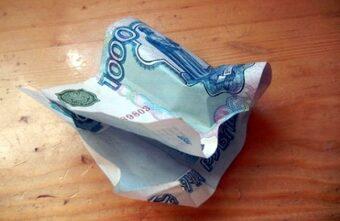 Житель ближнего зарубежья предлагал тверскому полицейскому взятку в 1000 рублей