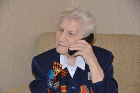 Жительнице Твери, участвовавшей в открытии Ржевского мемориала, исполнилось 99 лет