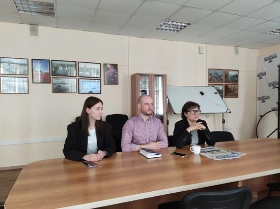 «Классную встречу» на тему журналистики устроили для школьников Тверской области