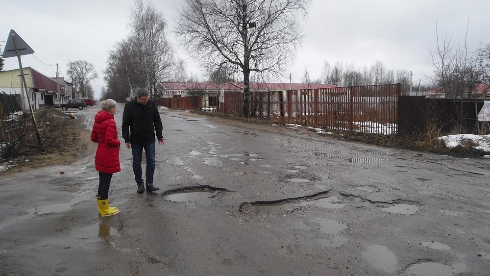 В Калязине прошёл мониторинг «Дорожного контроля»