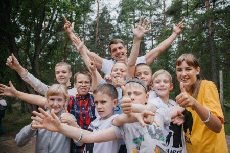 Дети из Тверской области смогут отдохнуть в лагерях за полцены